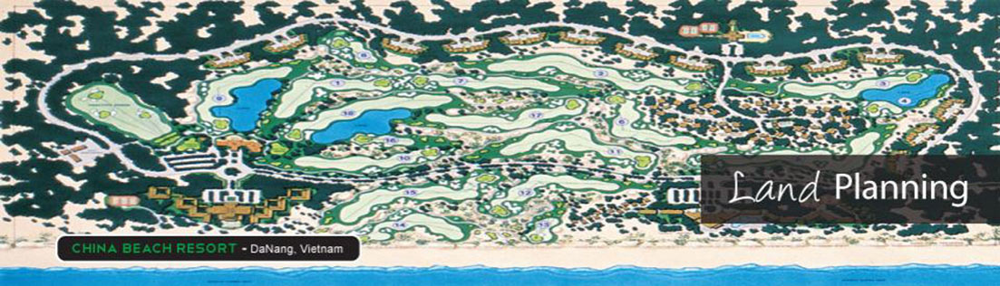 Golf Course Land Planning Service